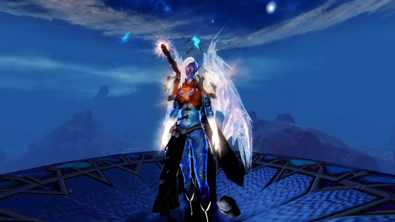 Guild Wars 2 PVE Long-Range Glass Mesmer Power Build: Solo Everything