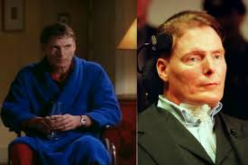 Christopher Reeve Played A Paralyzed Man In A Movie — 6 Days After It Was Released Christopher Reeve Was Paralyzed In Real Life