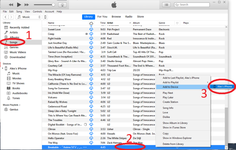 How To Get A Song From YouTube To Your iPhone | Reality Decoded