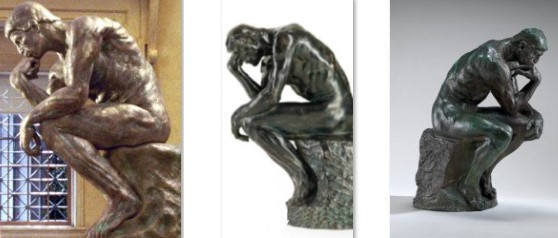 "People Are Saying That a Famous Statue, ""The Thinker"" Has Changed — What Do You Remember?"