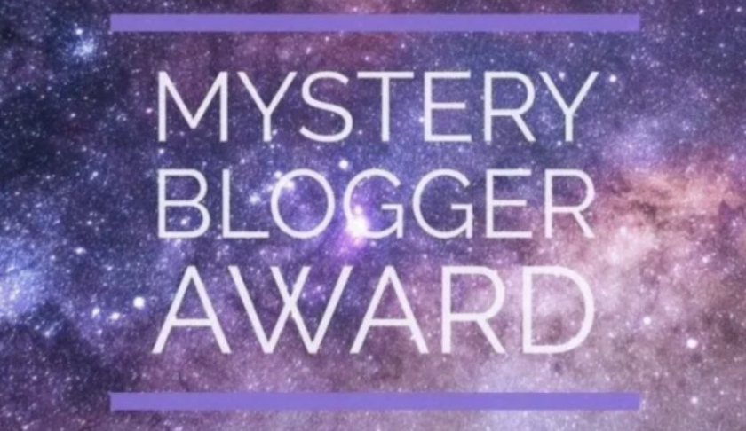 I Have Been Nominated For A 2nd Mystery BloggerAward