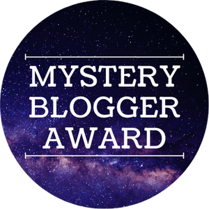 I've Been Nominated For The Mystery Blogger Award
