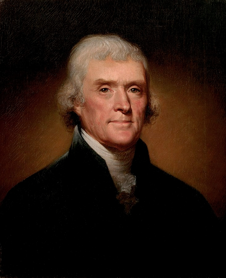 Remember When Thomas Jefferson Raped Children And Statues Were Made To HonorHim